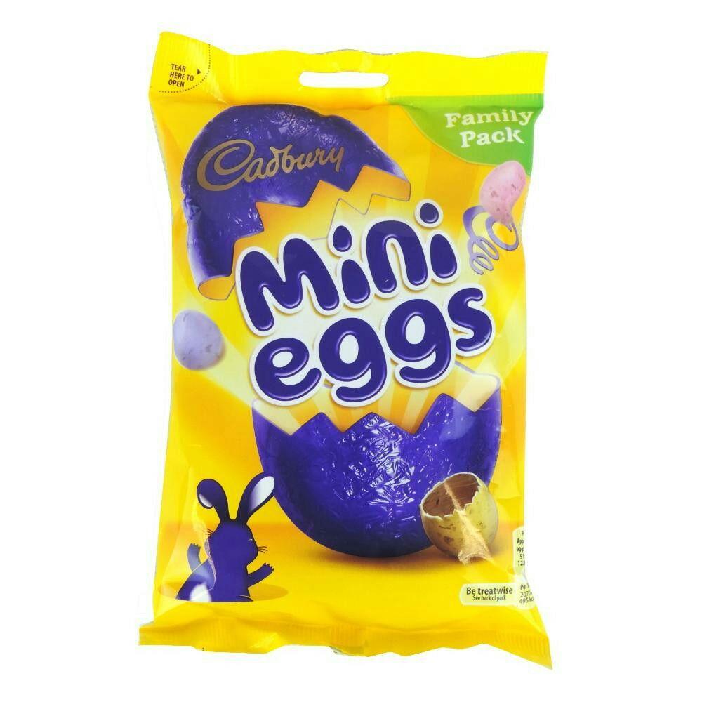 Cadburys Mini Eggs Family Pack instore at Lidl for £1.49