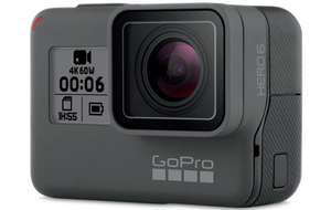 Gopro Hero 6 Black £279.99 Halfords Price Match with  toby deals