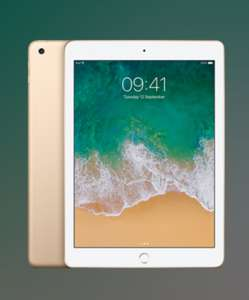"APPLE IPAD 9.7"" (2018) 32GB WIFI GOLD £252.19 eGlobal Central"