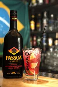 It's back! Passoa passionfruit flavoured liqueur normally £15 now only £10 (Prime) / £14.75 (non Prime) at Amazon
