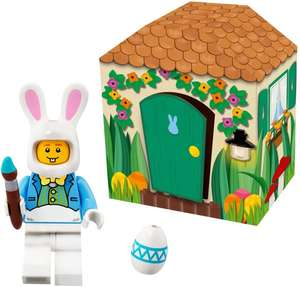 Lego Easter Bunny Hut £2.90 instore @ Lego London shop