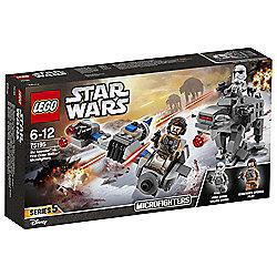 Lego 75195 Star Wars Ski Speeder vs First Order Walker £8.80 @ Tesco with code RRP £16.99