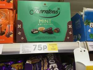 Thornton Mints 75p instore at Tesco Bracknell North Superstore