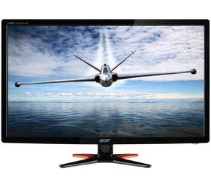 "ACER Predator GN246HLBbi Full HD 24"" 3D LED Gaming Monitor £189.99 @ Currys"