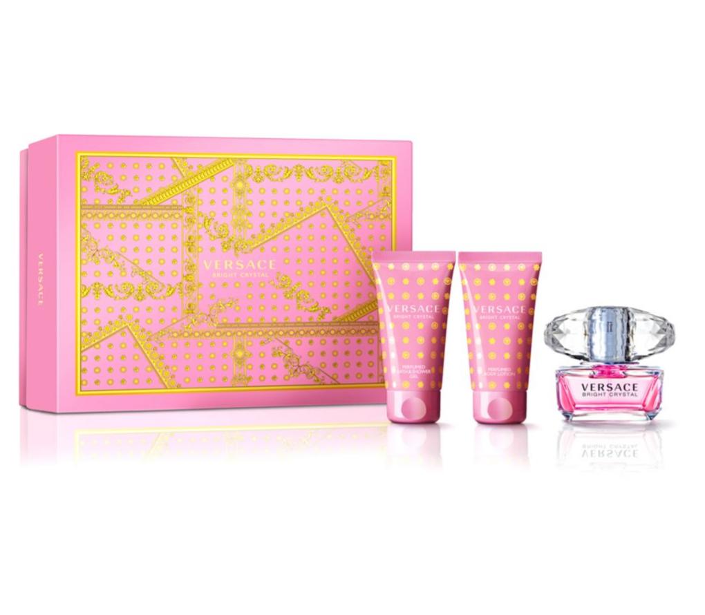 Versace Bright Crystal Eau de Toilette 50ml Gift Set £27.50 + Free c&c + 108 Advantage Card Points @ Boots