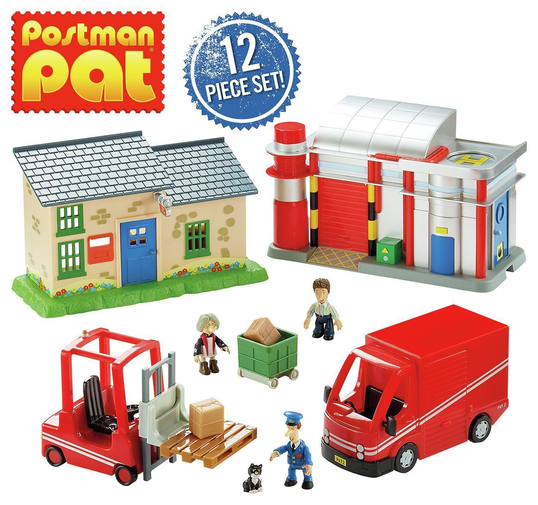 Postman Pat World of Pat Playset £11.99 Delivered @ Argos Ebay **Low Stock**