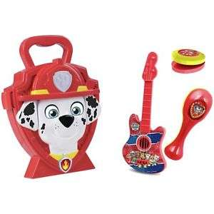 Paw Patrol Marshall Music Carry Case £4.99 Delivered @ Argos Ebay *Low Stock*