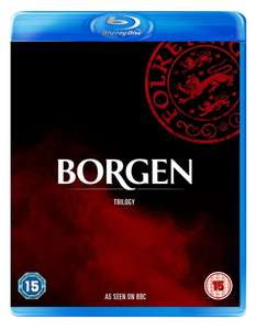 Borgen - Complete Series 1-3 on Blu Ray - £19.99 delivered @ HMV