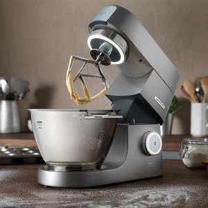 Kenwood Chef Titanium Mixer, 4.6L, KVC7300S £299.89 @ Costco (members)