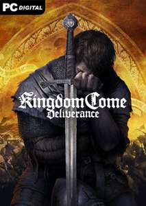 [Steam] Kingdom Come: Deliverance PC with Treasures of the Past DLC - £23.74 - CDKeys