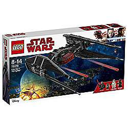 (40% off)  Star Wars Kylo Ren's TIE Fighter £44.80 - Tesco Direct with code TD-KLGT