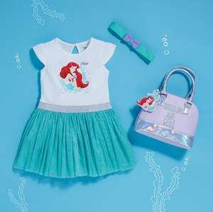 Primark launch new Disney Little Mermaid Collection from just £1.00 at Primark
