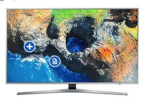 "Samsung MU6400 55"" 4K UltraHD HDR Active Crystal Colour Smart LED TV £463 @ BT"