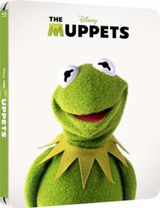 The Muppets Limited Edition Steelbook Blu-ray £4.99 / £5.98 delivered Zavvi Exclusive