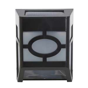 Silicon Solar Light-Operated Outdoor Garden Lamp £2.84 Delivered with code @ Rosegal