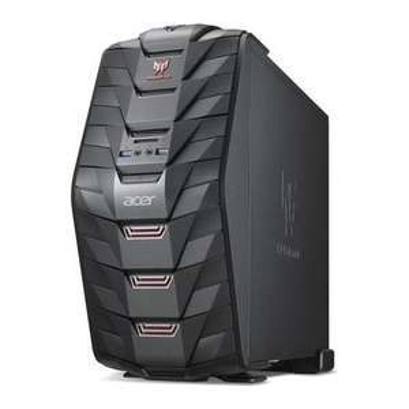 Refurbished Acer Predator G3-710 (I5-6400, 8GB RAM, GTX 1060 6GB, 2TB HDD) £549.97 @ Laptops direct