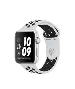 Apple Watch Series 3 Nike+ GPS - 42mm Silver Aluminium Case Smart Watch £289.99 @ Eglobal central