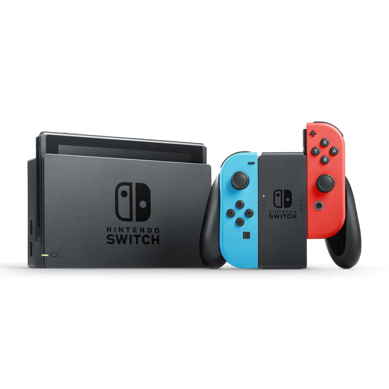 Nintendo Switch Neon/Grey ex-display £209 @ eBay/thenewpc2013