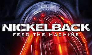 Nickelback Feed The Machine tour, tickets now up to 54% off on Groupon. Various Locations £22.78 (Poss cheaper with code MYSTERY)