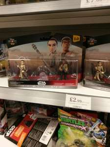 Force Awakens play set Infinity 3 £2.99 @ Home bargains