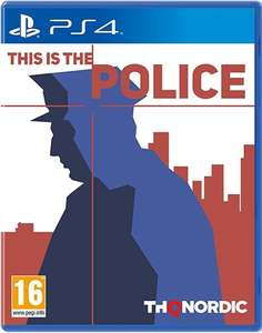 This Is the Police PS4 Pre-owned £4/ £5.50 @ CEX