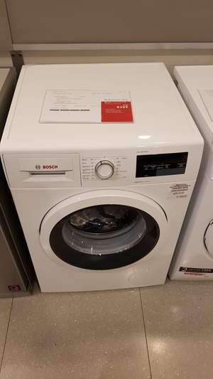 Clearance at John Lewis: Bosch WAT28371GB down from £449 to £269 instore - Leicester