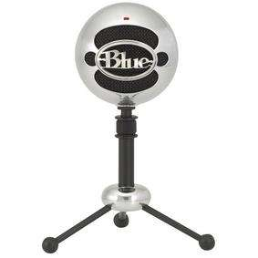 Blue Snowball Aluminium USB Microphone at Maplin for £35