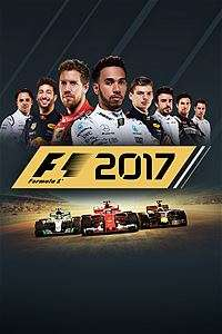 F1 2017 xbox live gold at Microsoft for £16.50