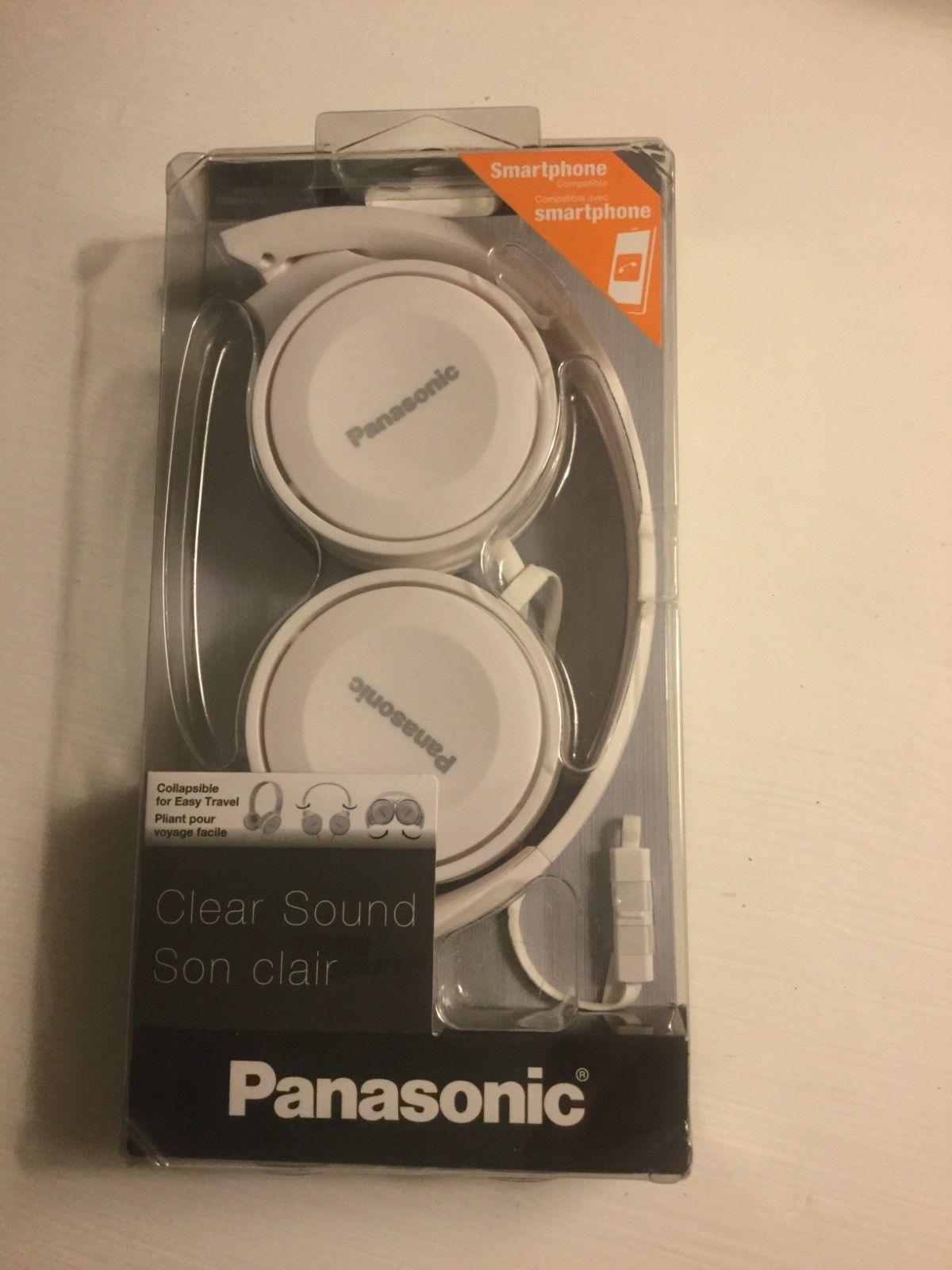 Panasonic headphones rp-hf100 £1 @B&M