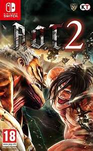 A.O.T 2 (Attack on Titan) - Includes Bonus DLC [Switch] £34.85 @ Simplygames