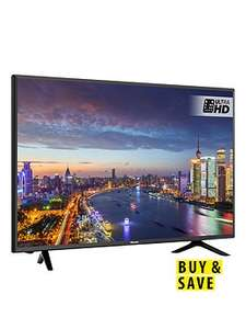 Hisense H65N5300UK 65 inch, 4K Ultra HD Certified £699 @ Very with code [£100 back with code MMLTX on 12 month buy now pay later]