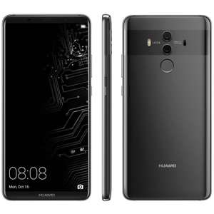 (Refurbished grade A) Huawei Mate 10 Pro Grey 128GB Storage - Unlocked - £399.99 -  tech-outlet-store @ ebay