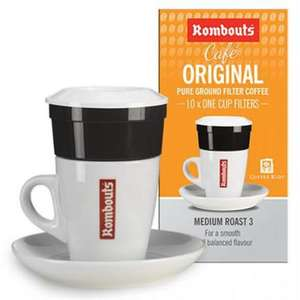 Rombouts Coffee Filter Cups instore at Tesco for £2 (found Walkden)