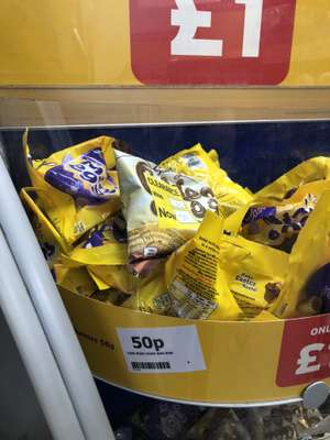 Mini Eggs for 50p at One Stop