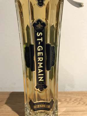 St Germain Elderflower Liqueur Half Price in Asda for £9.50