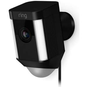 Ring Security Camera £139.30 @ Maplin
