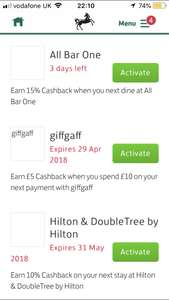 Lloyds Mobile Banking £5 Cashback when spending £10 on giffgaff