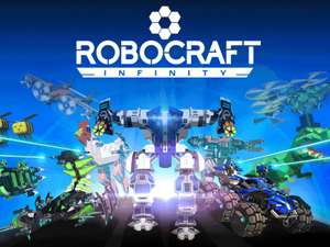 Robocraft Infinity now free with Xbox game pass!