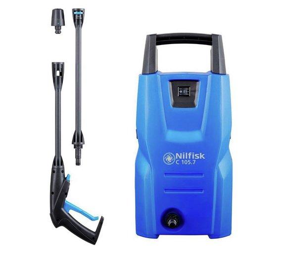 Nilfisk pressure washer £59.99 @ Argos