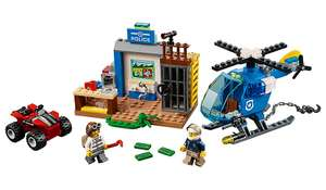 Lego Juniors 10751 mountain police chase now £12.97 @ Asda