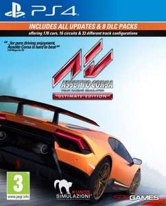 Assetto Corsa Ultimate Edition (PS4/Xbox One) for £19.85  @ Shopto