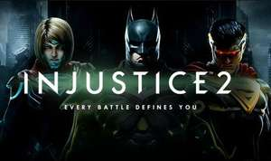Xbox 1 live free trial of Injustice 2