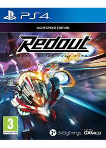 Redout Lightspeed Edition (PS4/Xbox One) £12.99 / Raiden V: Director's Cut (Limited Edition) (PS4) £13.99 Delivered @ Base