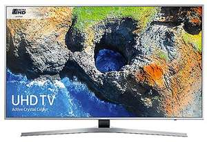 SAMSUNG UE65MU6400 65 Inch  Ultra HD 4K LED TV  £899 with code atRGB Direct price match by JL with 5 years