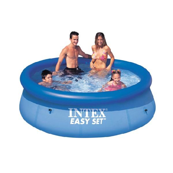 Intex Easyset Round Swimming Pool £19.99 at Euro Car Parts