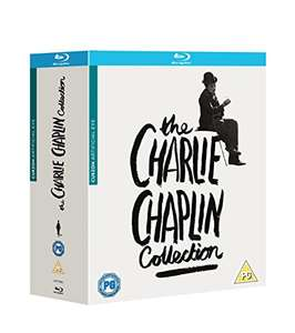 The Charlie Chaplin Collection BR 11 discs [Blu-ray] £39.99 @ Amazon