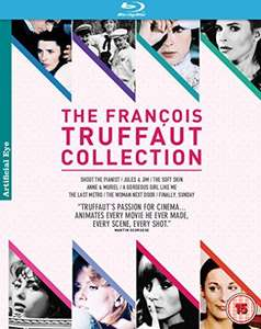 The François Truffaut Collection [Blu-ray] £24.99 Amazon