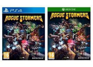 Rogue Stormers PS4 / Xbox One now £9.99 delivered @ Game