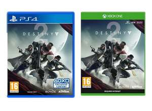 Destiny 2 (PS4 / Xbox One) now £11.99 delivered @ Base