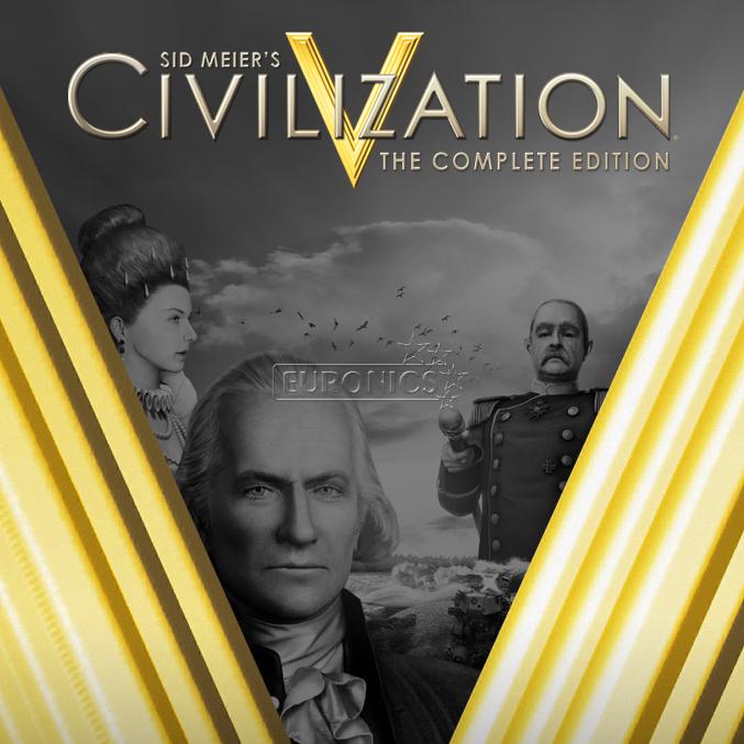 [Steam] Civilization V: The Complete Edition - £6.69 - WinGameStore (£5.93 - Voidu)